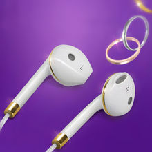In-Ear Earphone For iPhone 6s 6 5 Xiaomi Hands free Headset Bass Earbuds Stereo Headphone For Apple