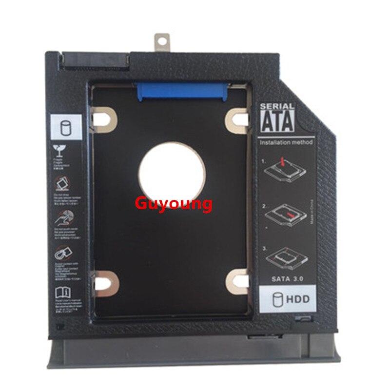 NEW SATA 2nd SSD HDD Caddy for Lenovo IdeaPad 320 320-14IKB 320-15AST 320-15ISK 320-15IKB Hard Disk Drive Caddy