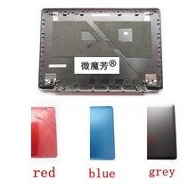 새로운 노트북 상단 lcd 뒷면 커버 레노버 u410 케이스 3 색 비 터치 쉘