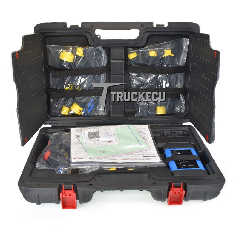 """Launch X431 HD III 24V Truck full system diagnostic tool work with X431 V+ X431 PRO3 PADII update online+10.1"""" tablet obd2 code"""