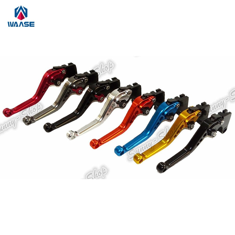 Motorcycle CNC Brake Clutch Levers Short For Yamaha MT-01 MT01 2004-2009 / V-MAX VMAX 2009 2010 2011 2012 2013 2014 2015