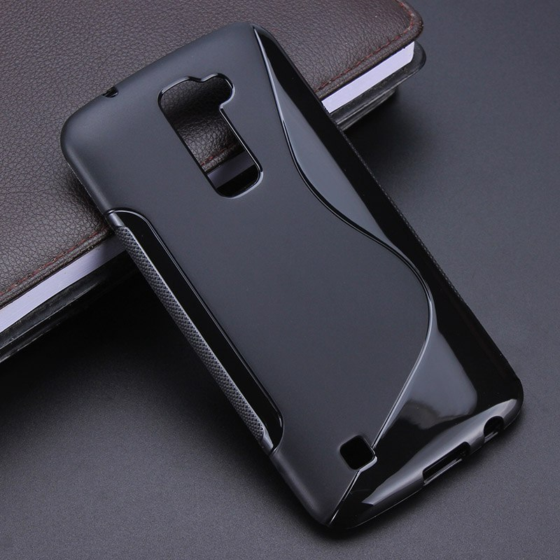 For LG K10 2017 M250N X400 Gel TPU Slim Soft Case Back Cover For LG K10 LTE K430 K430ds K420N K 10 Phone Rubber silicone Cases