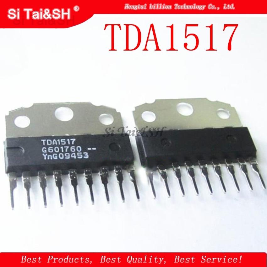 5 шт./лот, TDA1517P TDA1517 1517P 1517 DIP18 TDA1517P = YD1517P UTC1517
