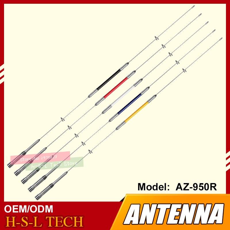 Волшебная Двухдиапазонная мобильная антенна VHF UHF, автомобильная антенна в разъеме PL259, двусторонняя радиосвязь, автомобильная антенна, акс...