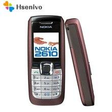 2610 günstige Original Nokia 2610 Entsperrt Handy MP3 GSM Handy Gute Qualität Freies Verschiffen