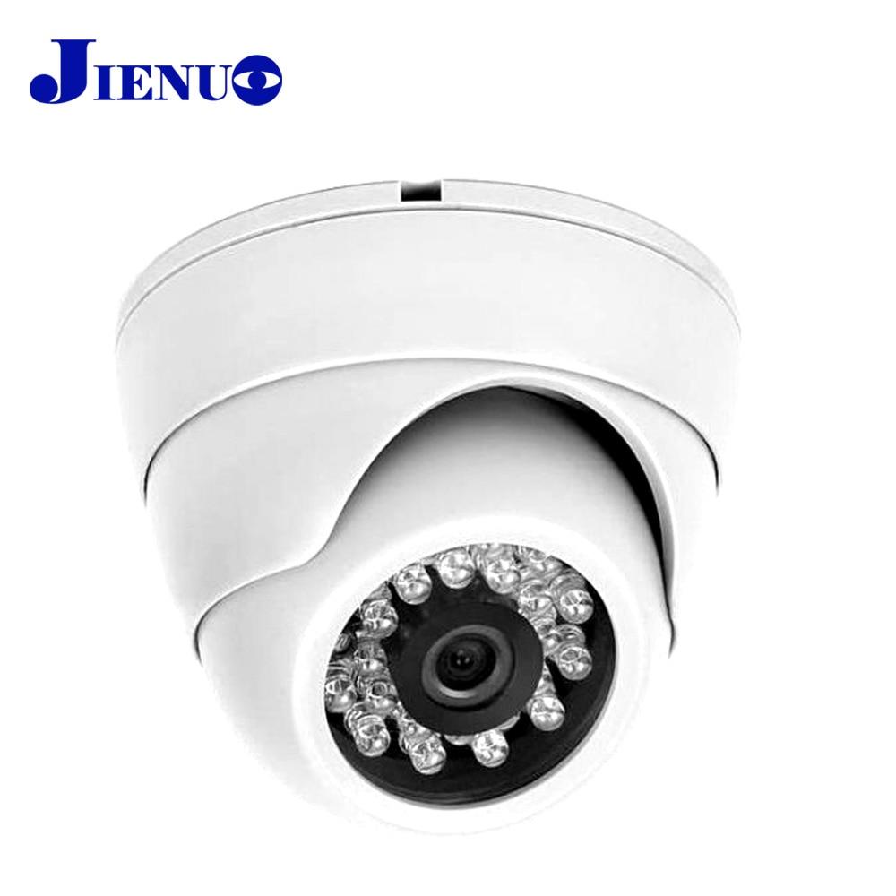 JIENU 1920*1080 ip camera 1080P CCTV Security Home Surveillance Indoor White Dome Mini Ipcam p2p System Infrared HD Cam 2.0MP