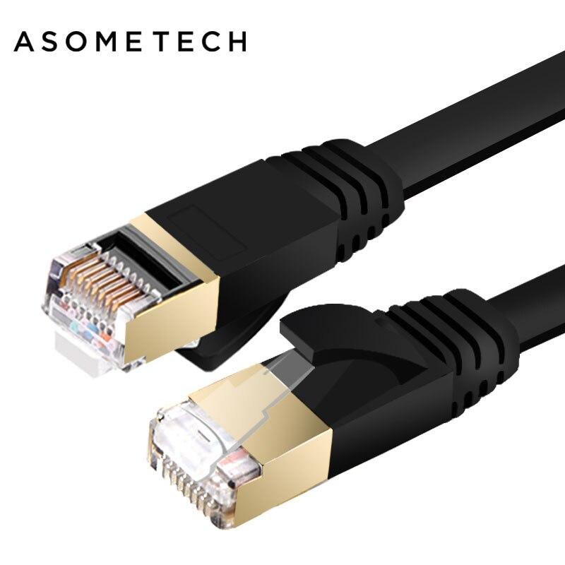 Cable Ethernet Cat 7 LAN UTP RJ 45, Cable de red RJ45,...