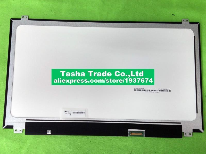 شاشة استبدال مصفوفة LCD LTN156HL06 ، LED ، Full HD ، IPS ، 1920x1080 ، 30 دبوس ، 72% لون
