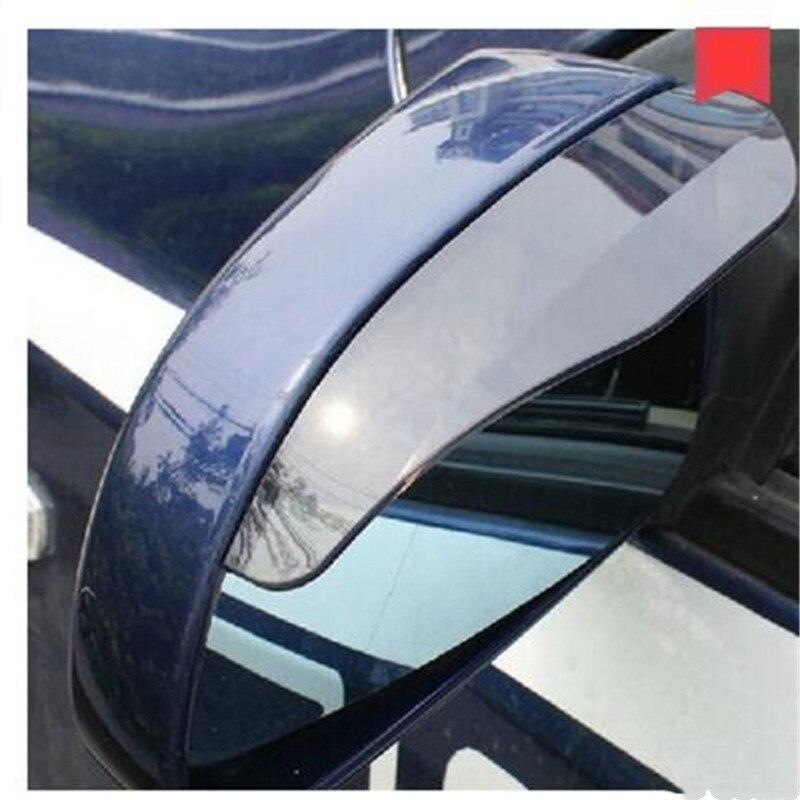 2 uds herramienta especial de coche para el día lluvioso de espejo retrovisor para Volvo v70 v40 v50 s60 s80 s40 xc60 xc90 xc70 accesorios de coche