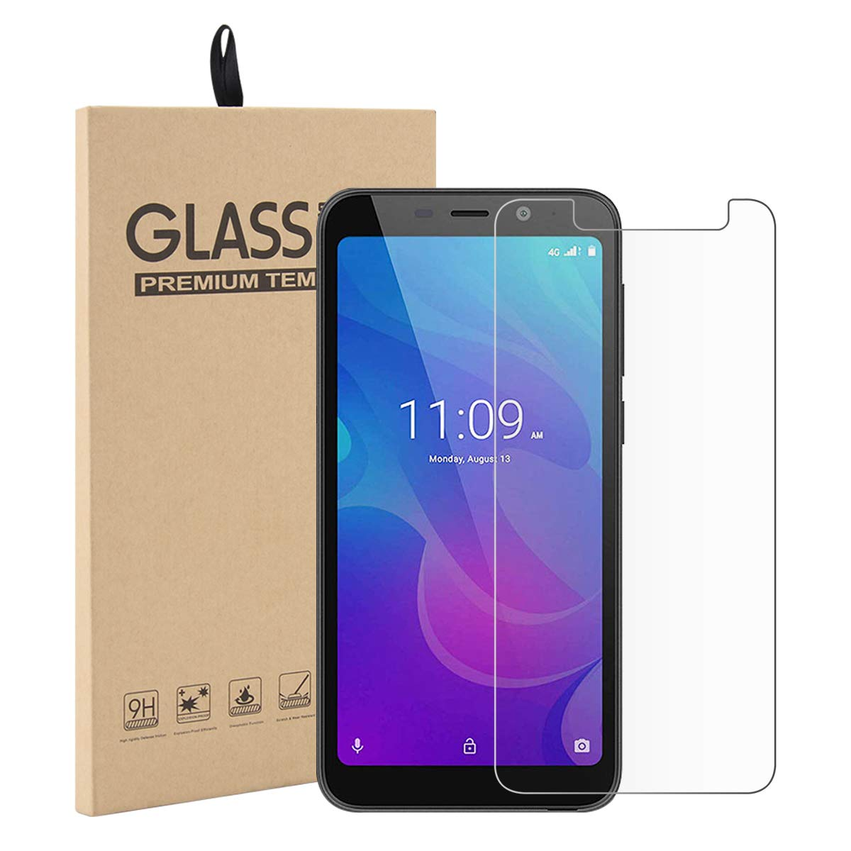 2.5D 9H Tempered Glass for Meizu C9 Pro Screen Protector On The for Meizu C9Pro C9 Protective Film G