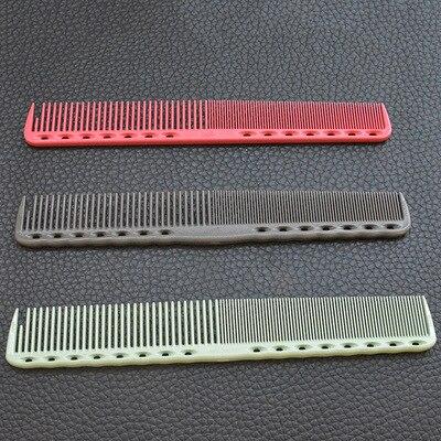 Peine de barbero YS334 YS, peines de corte de carbono, antiestáticos, profesionales, novedad