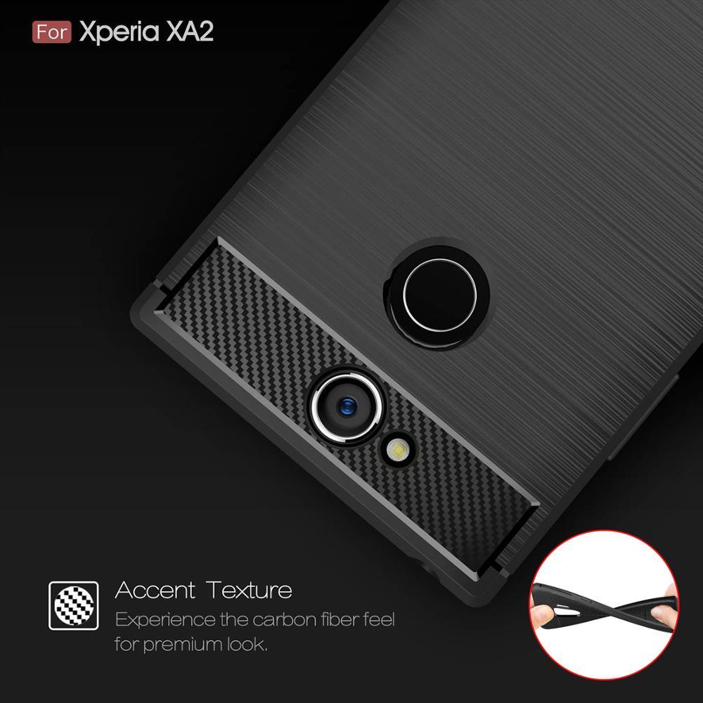 5.2For Sony Xperia Xa2 caso para Sony Xperia Xa2 Xa 2 ultra plus Dual H4113 H4133 H3113 H4213 H4233 H3213 H3223 funda coque