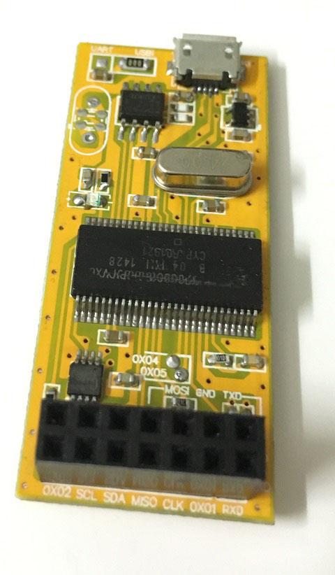 Emulador USBi sigmamstudio/kit de desarrollo de ADI-USBI