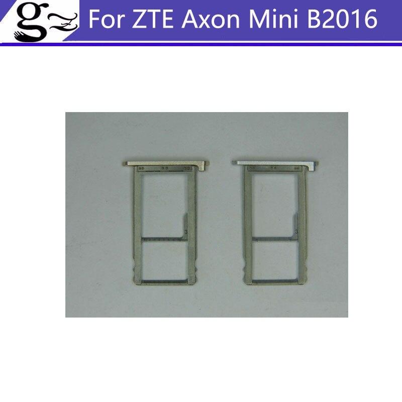 Ranura para tarjeta Sim portatarjetas para ZTE Axon Mini B2016 B 2016 3 GB 32 GB teléfono móvil Sim titular de la tarjeta de bandeja de ranura para tarjeta