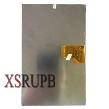 "LCD Display Matrix 7"" PRESTIGIO MultiPad Ranger 7.0 3G 3277 PMT3277 TABLET 1024*600 LCD Screen Panel Replacement Free Shipping"