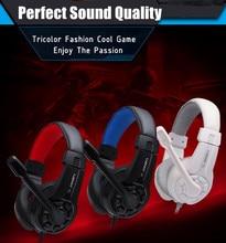Korting Lps G1 Muziek Super Bass Gaming Headset Casque Audio Oortelefoon Licht Hoofdtelefoon Met Microfoon Voor Computer Pc Gamer