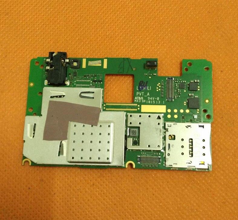 """4g RAM + 64g ROM Motherboard mainboard Original para Lenovo K80M 5.5 """"FHD Intel Atom Z3560 Quad núcleo frete grátis"""