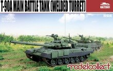 RealTS Modelcollect UA72001, T-90A Gevechtstank (gelast torentje), 1 72