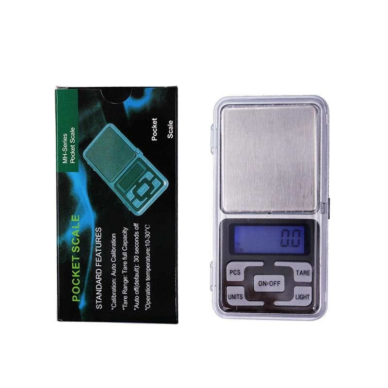 Balanza digital de bolsillo electrónica de alta calidad 1000g 0,1g 1 kg/0,1g Balanza de joyería de cocina 15%