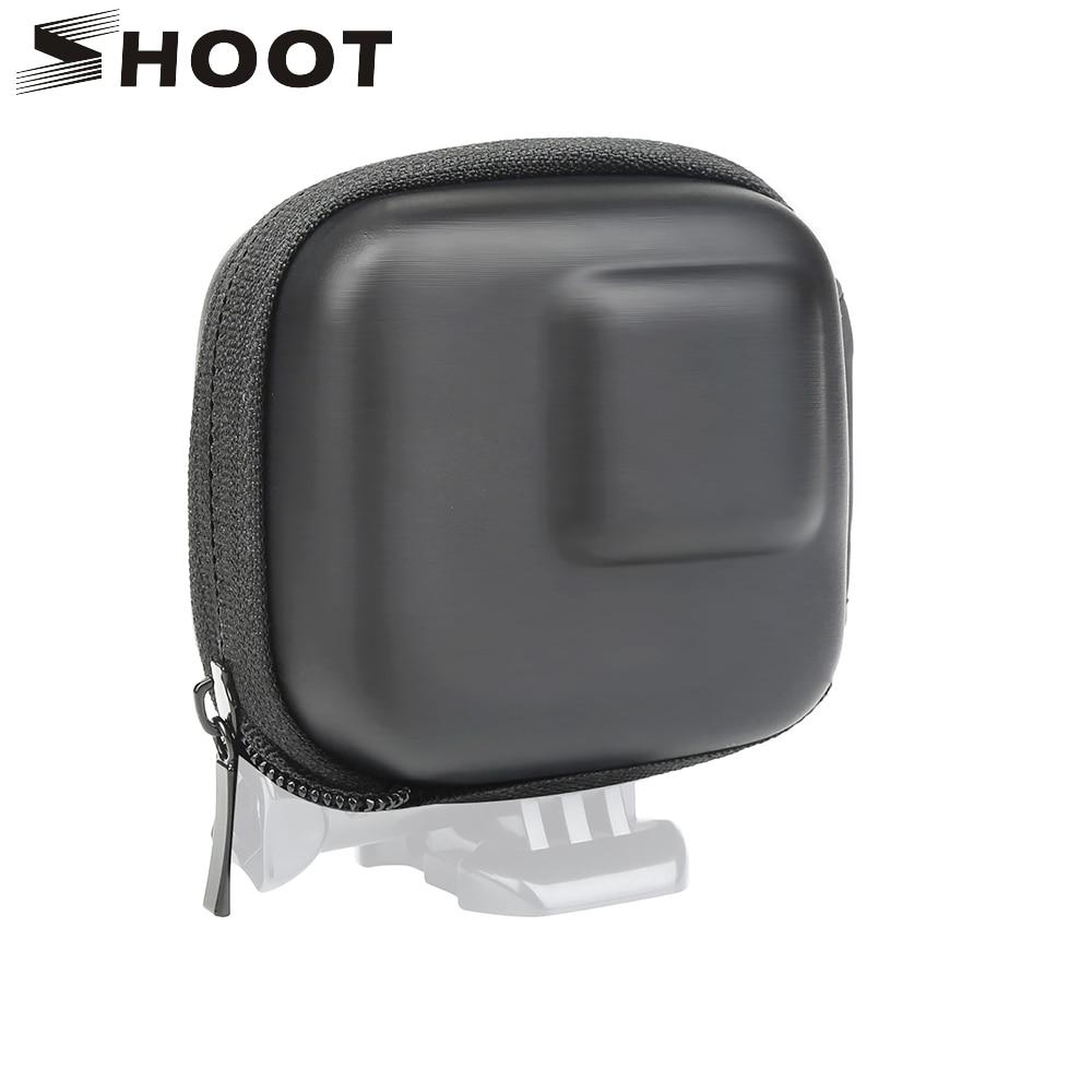 Disparar para GoPro héroe 9 8 7 5 negro Mini EVA estuche...