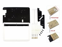 Waveshare Bicolor Case/כיסוי עבור פטל Pi 7 אינץ HDMI LCD משלב את מסך מגע תצוגת ונתמך מיני- מחשב