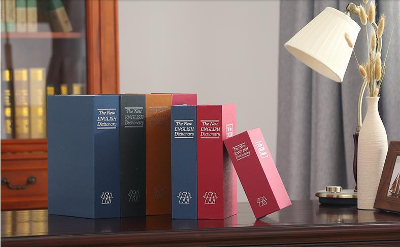 Креативные английские книги strongarmer Копилка карты предохранители коробки подарок на день рождения безопасные сейфы для хранения