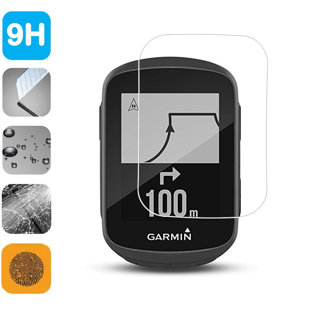 Protector de pantalla de vidrio templado 9H para ciclismo GPS Garmin Edge 130 Edge130 accesorios de película protectora de vidrio