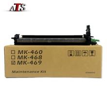 Kit dentretien Tambour MK-460 MK-468 MK-469 Pour Kyocera TASKalfa SAVOIRS TRADITIONNELS 180 181 220 221 Compatible TK180 TK181 TK220 TK221