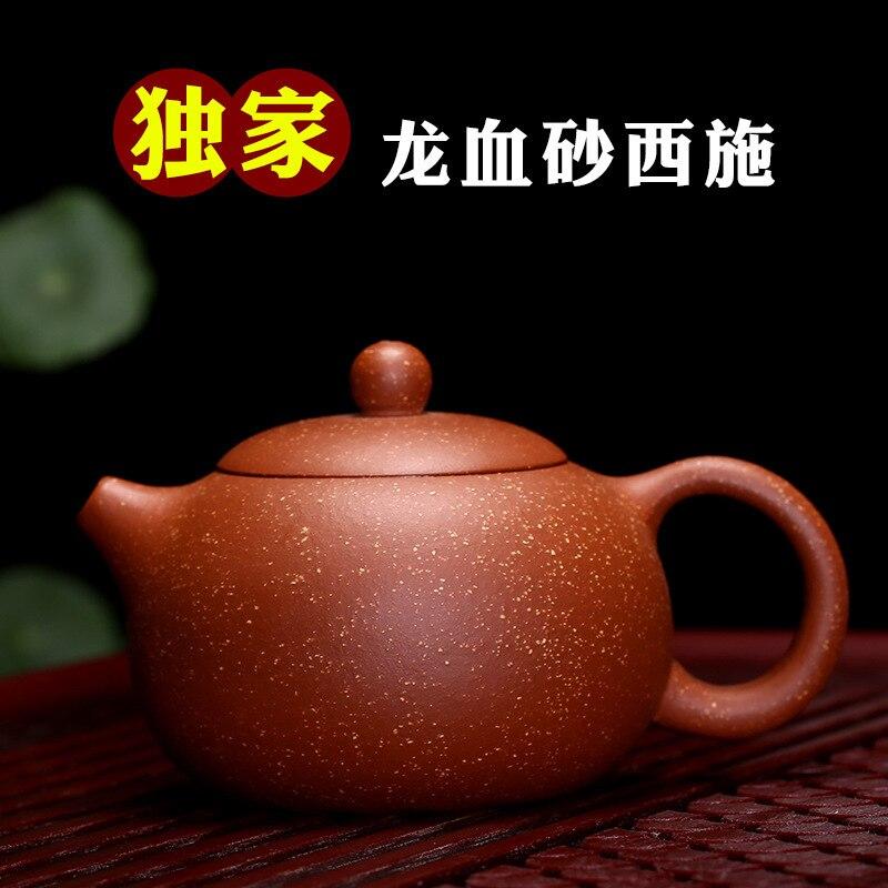 Yishi arena púrpura olla al por mayor Yixing pura hecha a mano tetera Kungfu Teaware fábrica venta directa una distribución OEM