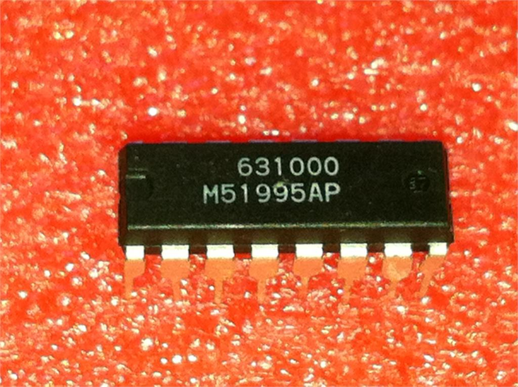 5 sztuk/partia M51995AP M51995P M51995 DIP16 w magazynie