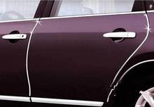 منفذ تزيين السيارة 4 متر ملصق خط زخرفي لميتسوبيشي الكسوف 3 4 جالانت 9 لانسر 10 GS44S اكسسوارات السيارات الفستق