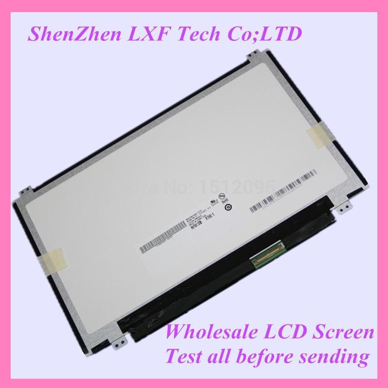 شحن مجاني ل أيسر V5-131 V5-171 722 725 محمول Lcd شاشة 1366*768 LVDS 40 دبابيس B116XW03 V.2 N116BGE-L41 L42 B116XTN04.0