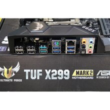 Asus TUF X299 MARK 2  X299  LGA 2066 DDR4 Dual M.2 USB 3.1 Desktop motherboard new original