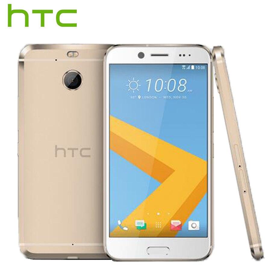 Marca nuevo HTC 10 EVO 4G LTE teléfono móvil de 5,5 pulgadas del teléfono móvil 3GB RAM 32GB/64GB ROM Snapdragon 810 16MP Android 7,0 huella dactilar teléfono inteligente