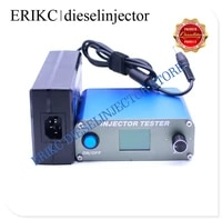 erikc 2018 new arrival high pressure piezo injector tester equipment 110v220v injection nozzle tester pump testing calibration