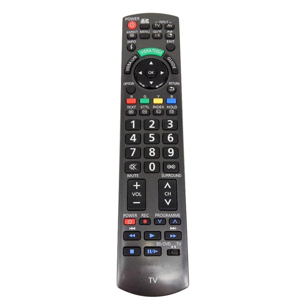 Nuevo ORIGINAL para PANASONIC TV control remoto N2QAYB000372 para THP50V10A THP58V10A THP65V10A