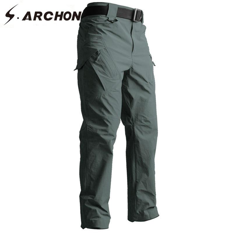 S.ARCHON-بنطلون تكتيكي للرجال ، ملابس قتالية ، سوات ، قتالية ، تكتيكية ، 3 ألوان ، الخريف