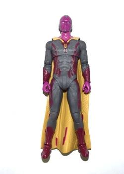 "Marvel Movie Captian American 3 Civil War Vision 7"" Loose Action Figure"