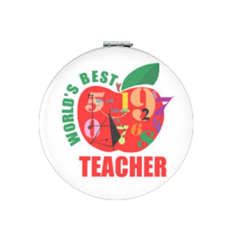 JWEIJIAO лучшее складное компактное зеркало для учителя рук карманное дня