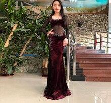 Oriental Dance Costume Lady's Long Dress Sexy Transparent Dance Outfit Velvet Purple Black Hot Pink class practice