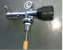 6l 6.8l submersible respirational gas cylinder bottle valve bottle signal valve air valve