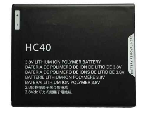 Batería de teléfono jinsuli HC40 2245mAh para Motorola Moto XT1754 XT1755 XT1758 M2998 batería de repuesto de alta Calidad AAA