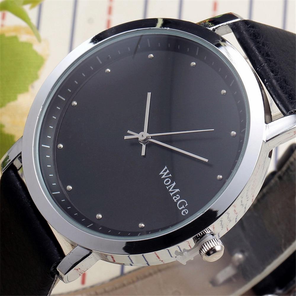 Womage Relogio Masculino модные часы для мужчин известный бренд часы спортивные мужские кварцевые наручные часы Роскошные whatch мужские деловые часы
