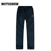 Men Snowboard Pants women Ski Trousers Waterproof Windproof Breathable Winter Snow Pants Male Female Brand Ski Skiing Trousers
