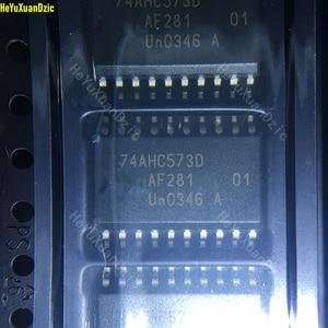 HeYuXuanDzic 74AHC573D 74AHC573 SOP20-7.2MM Eight way transparent D class latch IC 20SOIC Original Product