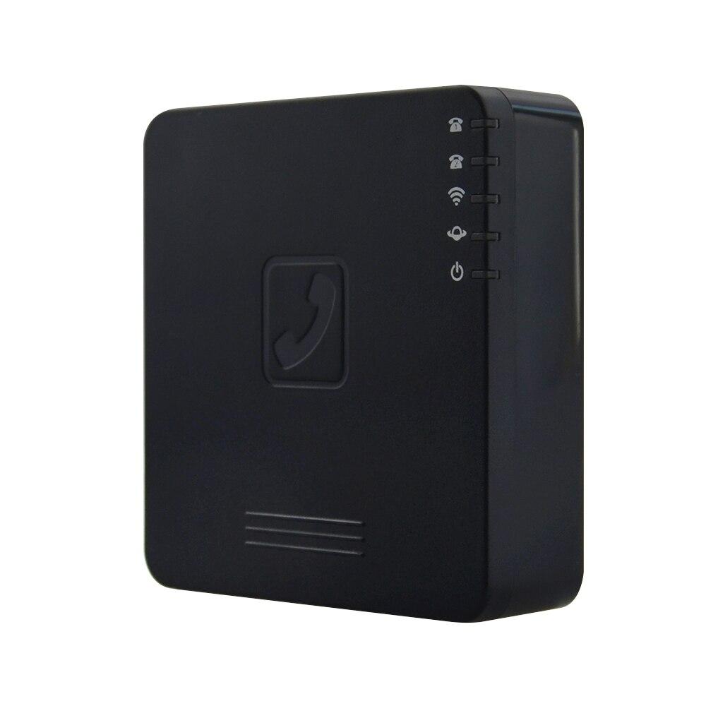 VoIP-enrutador inalámbrico con 2 puertos de voz, GT202, con WIFI, SIP, Gtalk,...
