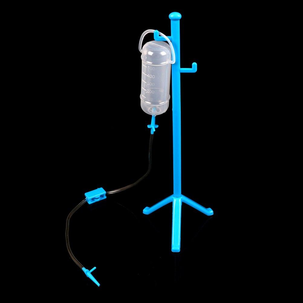 1 Juego de juegos de rol Kit médico infantil con botella colgante simulación Hospital juego de simulación juego de Doctor juguete para niños