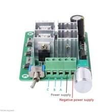 Bldc Drie-Fase Sensorless Borstelloze Motor Speed Controller Explosieve Fan Drive Dc 5-36V