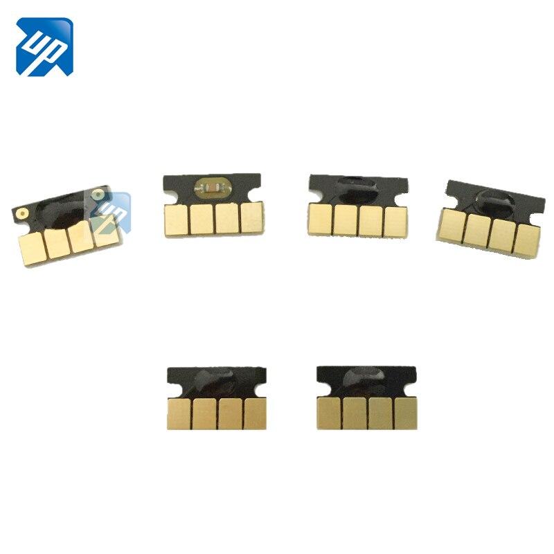 UP CISS Chips De Auto Reset para cartucho de tinta HP02 Photosmart 3210/3310/8250/C5180/C6180/C7280/C8180 3110/8230 C5140/C5150/C6150