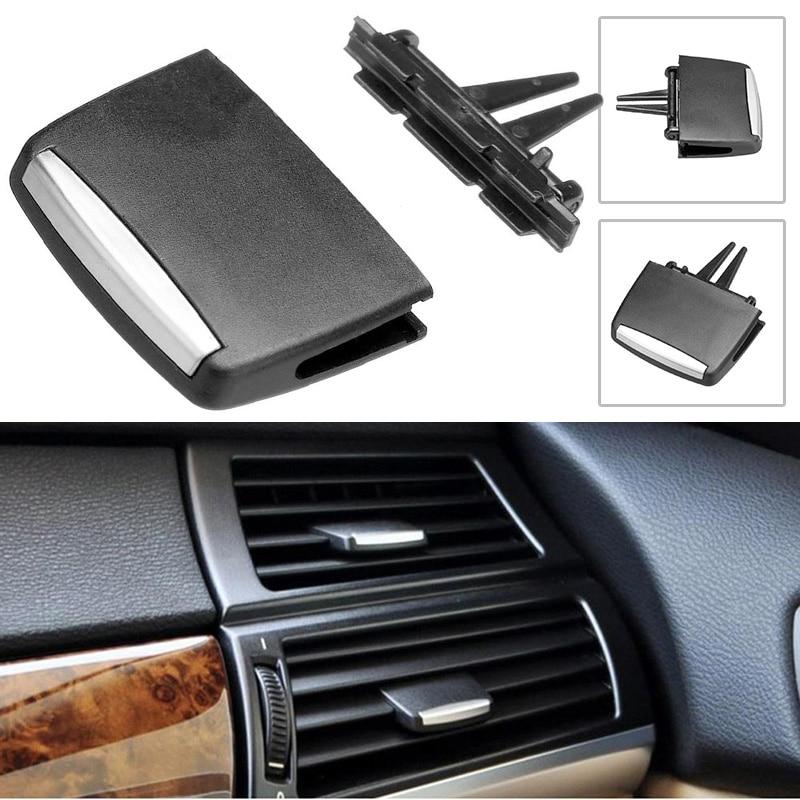 Kit de reparación de Clip de lengüeta de salida de aire acondicionado frontal A/C para BMW X5 E70 X6 E71